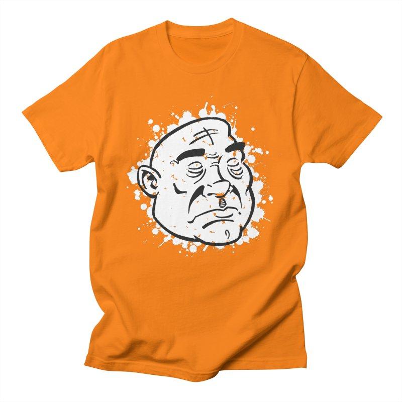 Facialisation Men's Regular T-Shirt by Murphed