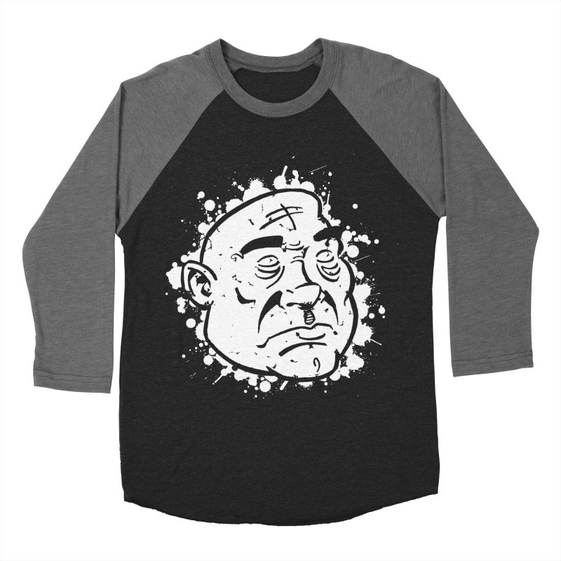 Facialisation Women's Baseball Triblend T-Shirt by Murphed
