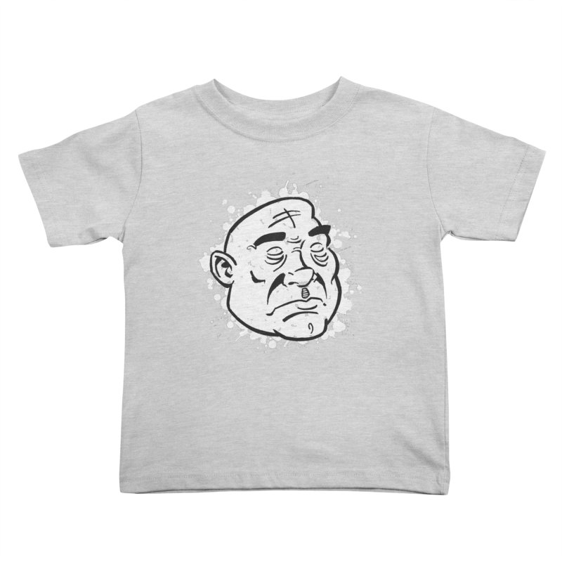 Facialisation Kids Toddler T-Shirt by Murphed
