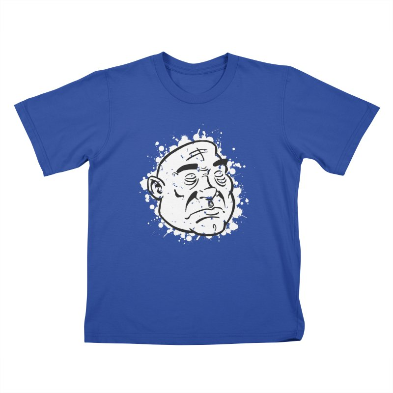 Facialisation Kids T-shirt by Murphed
