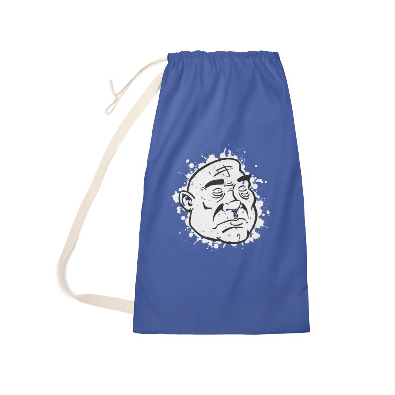 Facialisation Accessories Laundry Bag Bag by Murphed