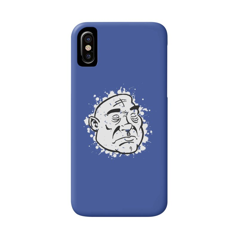 Facialisation Accessories Phone Case by Murphed