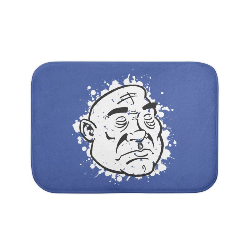 Facialisation Home Bath Mat by Murphed