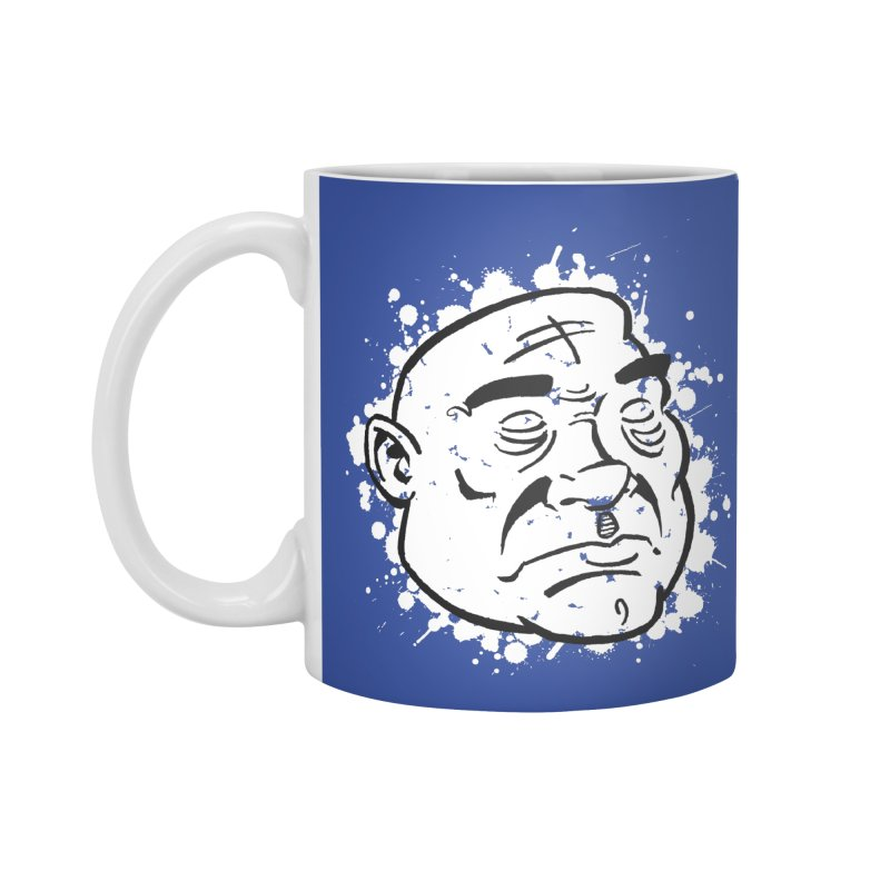 Facialisation Accessories Standard Mug by Murphed