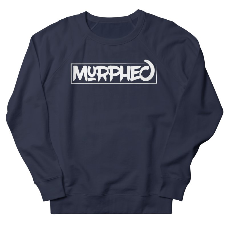 Murphed Logo (White) Women's Sweatshirt by Murphed