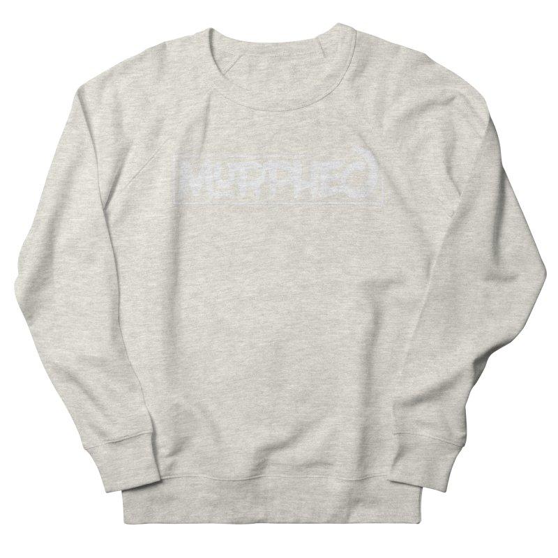 Murphed Logo (White on Black) Women's Sweatshirt by Murphed