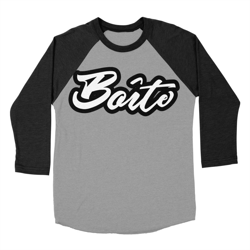 Boîte Women's Baseball Triblend Longsleeve T-Shirt by Murphed