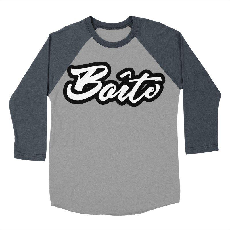 Boîte Women's Baseball Triblend T-Shirt by Murphed