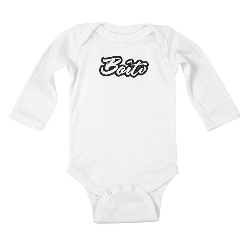 Boîte Kids Baby Longsleeve Bodysuit by Murphed