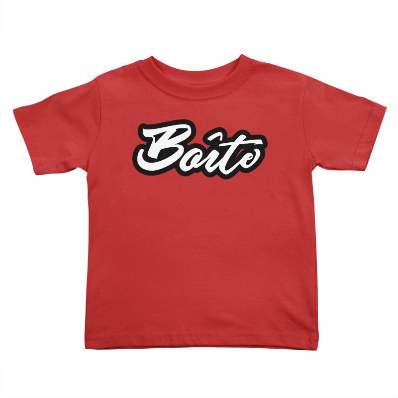 Boîte Kids Toddler T-Shirt by Murphed