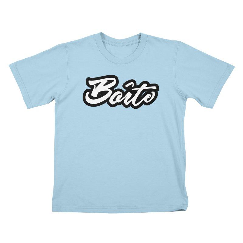 Boîte Kids T-Shirt by Murphed