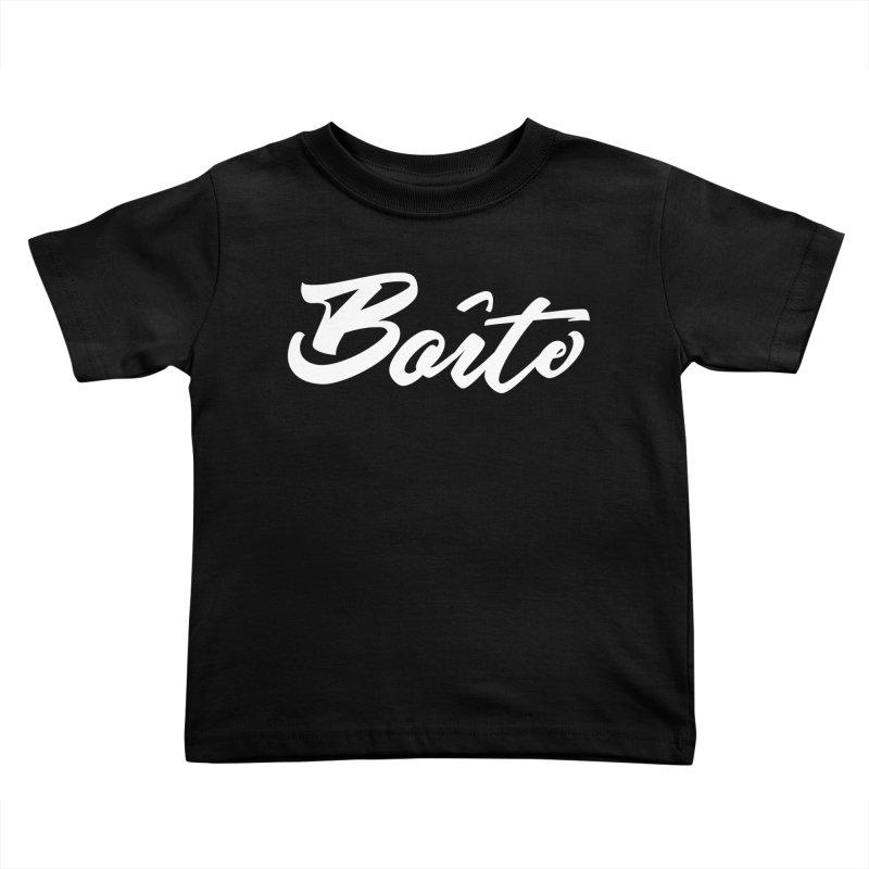 Boîte Kids Toddler T-Shirt by Murphed