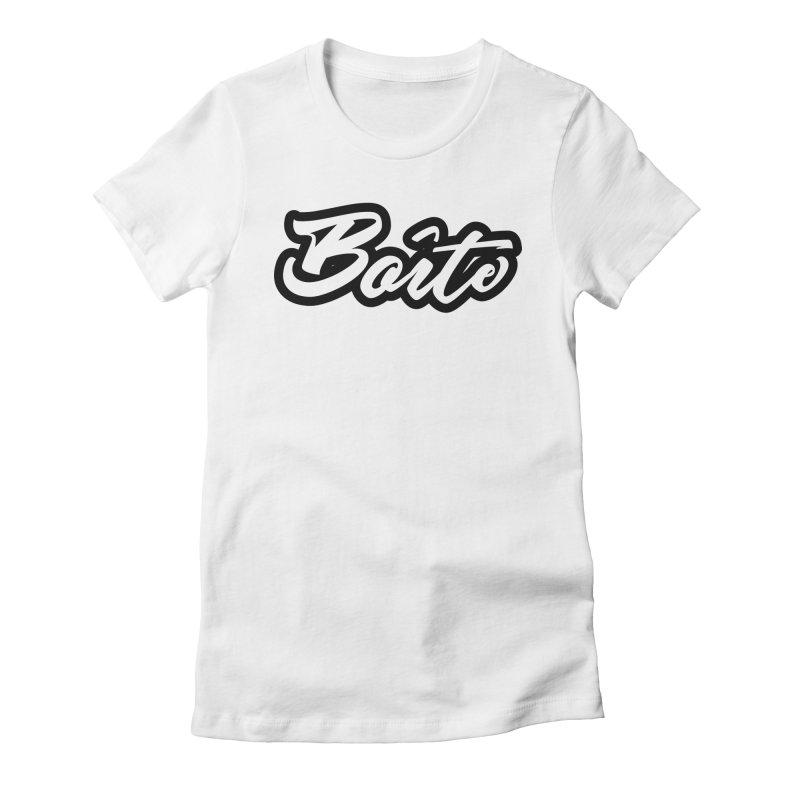 Boîte Women's T-Shirt by Murphed