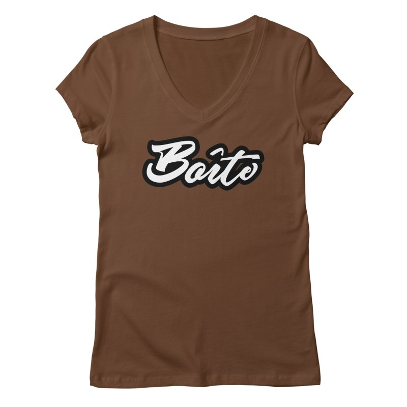 Boîte Women's V-Neck by Murphed