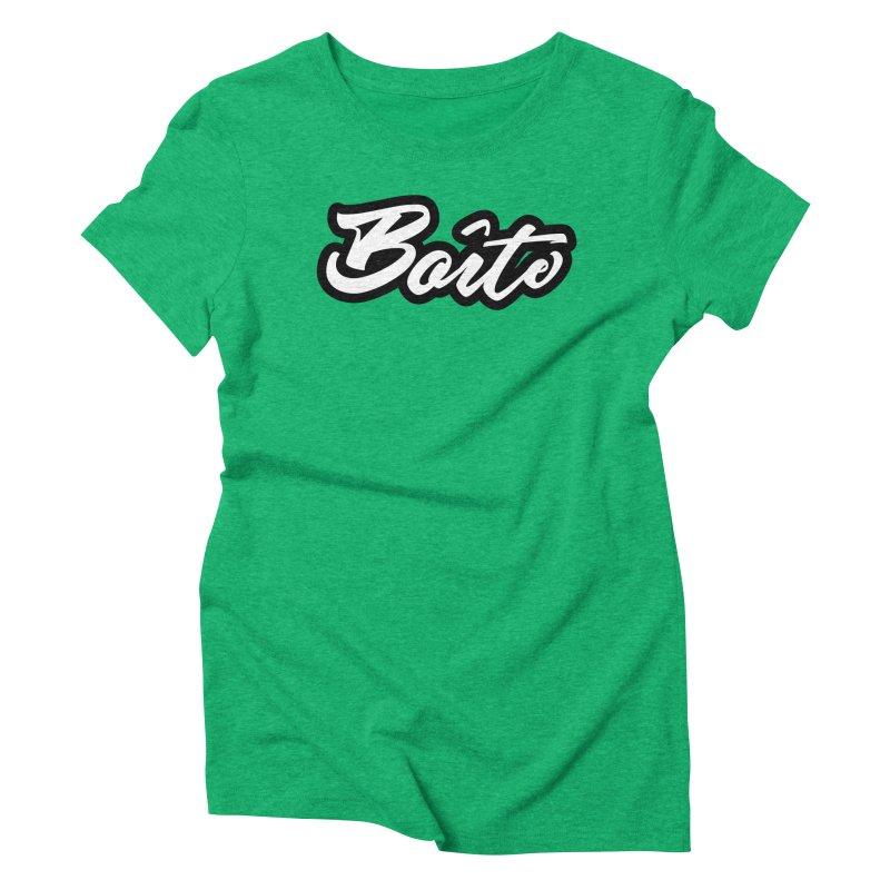 Boîte Women's Triblend T-Shirt by Murphed