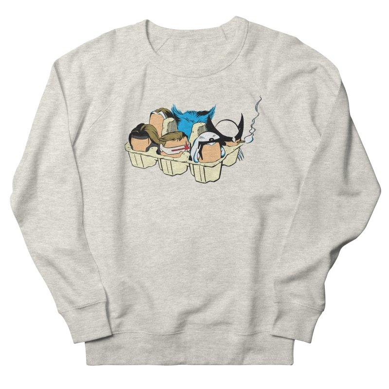 Eggs-Men Men's Sweatshirt by Murphed