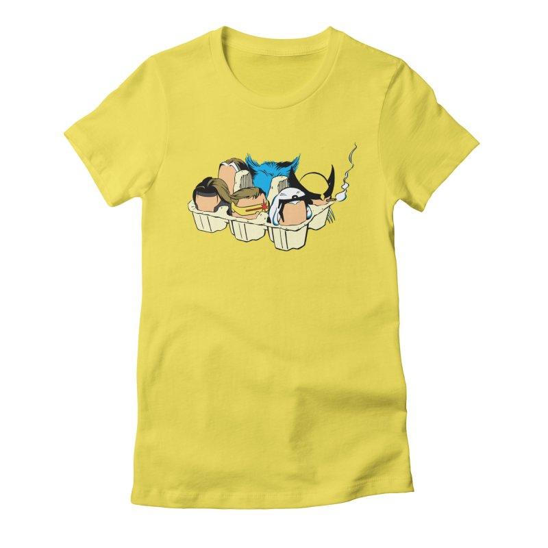 Eggs-Men Women's T-Shirt by Murphed