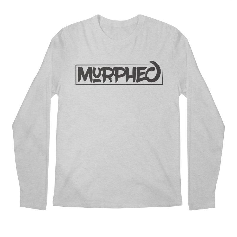 Murphed Logo Men's Longsleeve T-Shirt by Murphed