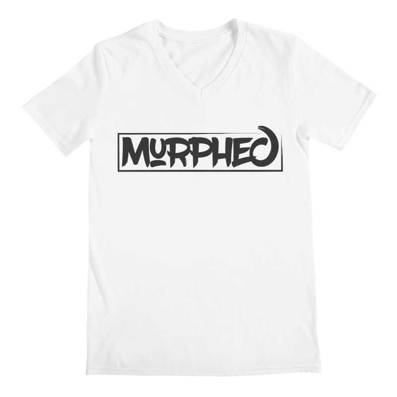 Murphed Logo Men's V-Neck by Murphed