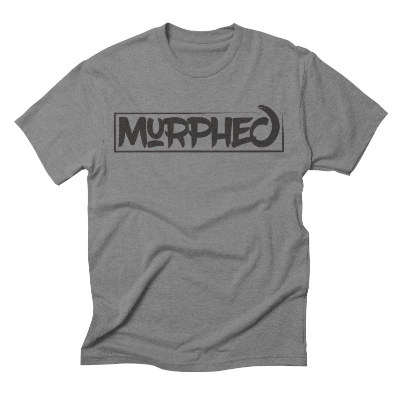 Murphed Logo Men's Triblend T-shirt by Murphed