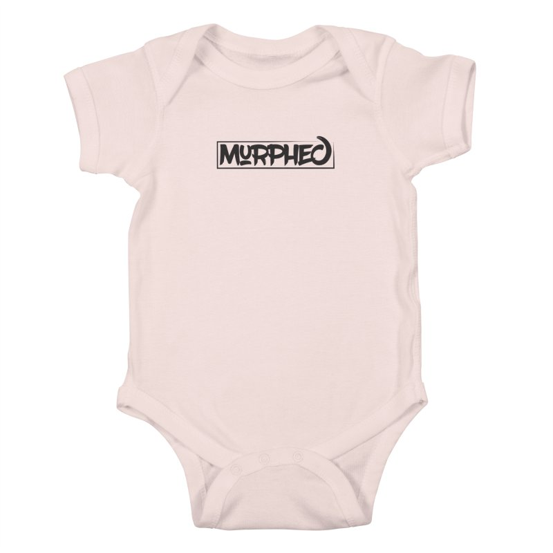Murphed Logo Kids Baby Bodysuit by Murphed