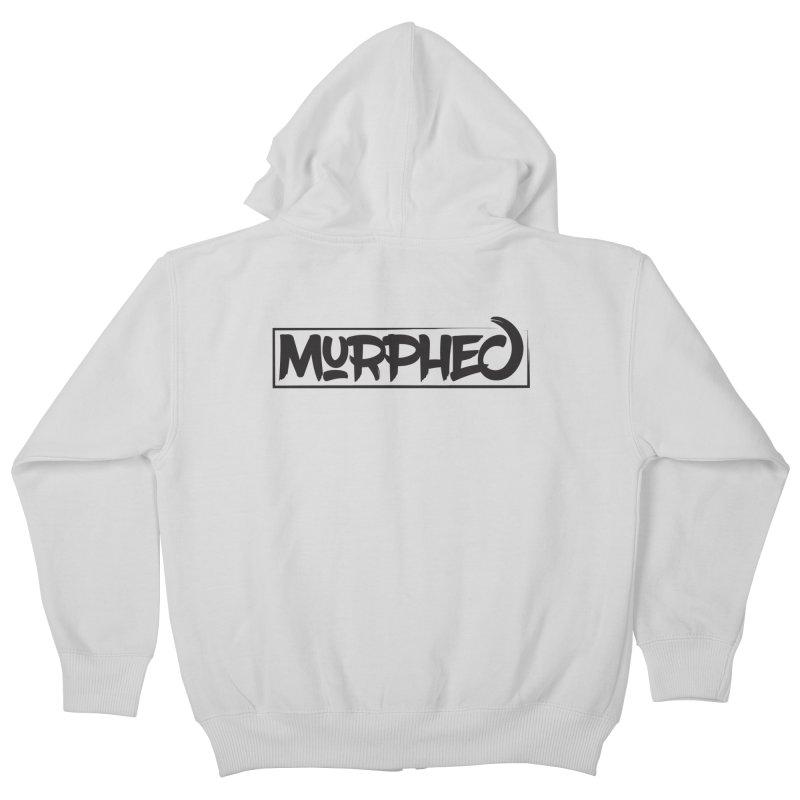 Murphed Logo Kids Zip-Up Hoody by Murphed