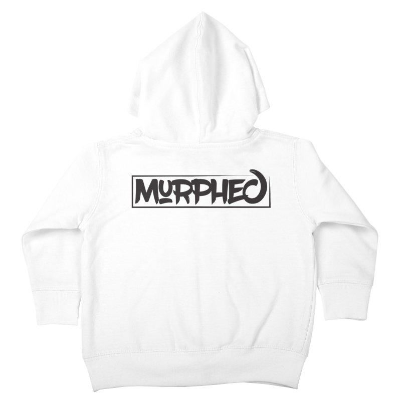 Murphed Logo Kids Toddler Zip-Up Hoody by Murphed