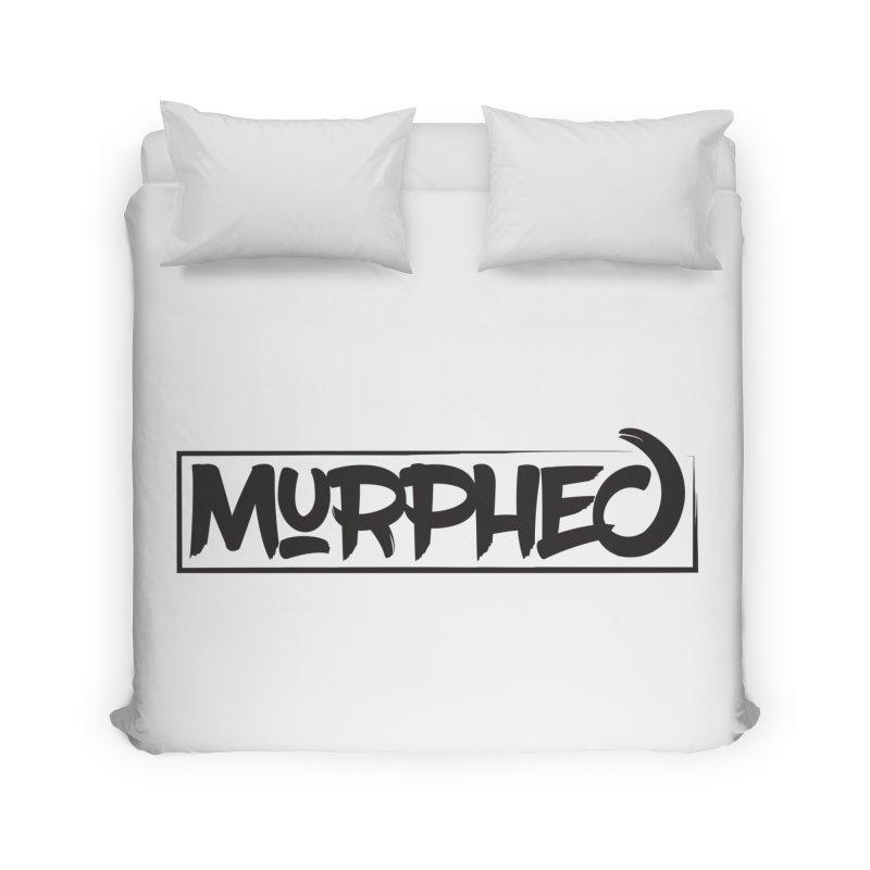 Murphed Logo Home Duvet by Murphed