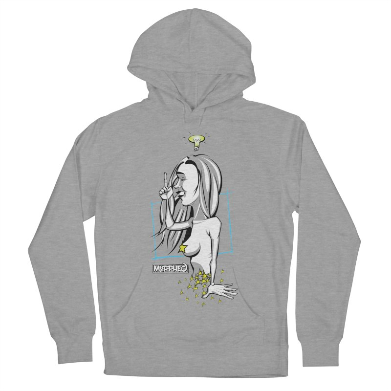 Bulbous Women's Pullover Hoody by Murphed
