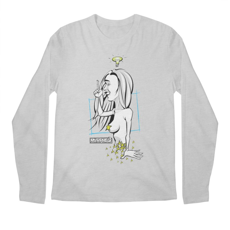 Bulbous Men's Longsleeve T-Shirt by Murphed