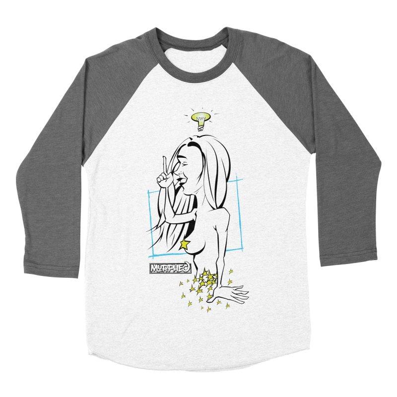 Bulbous Women's Baseball Triblend T-Shirt by Murphed