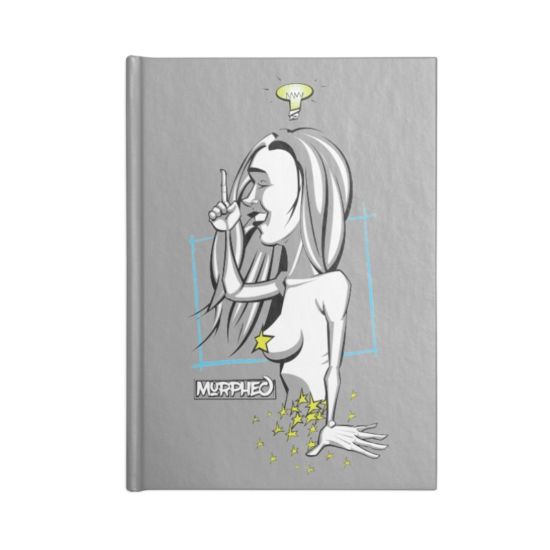 Bulbous Accessories Notebook by Murphed