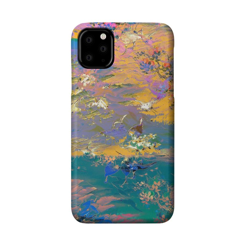 Music to breathe - Rectangle Accessories Phone Case by Boutique