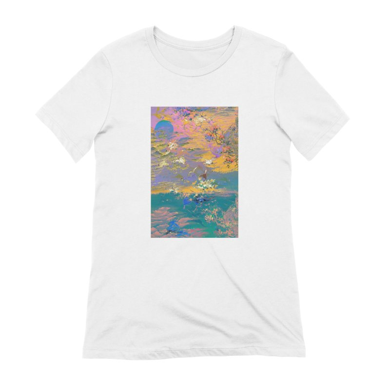 Music to breathe - Rectangle Women's Extra Soft T-Shirt by Boutique