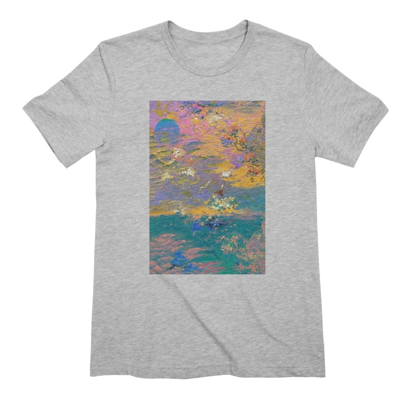 Music to breathe - Rectangle Men's Extra Soft T-Shirt by Boutique