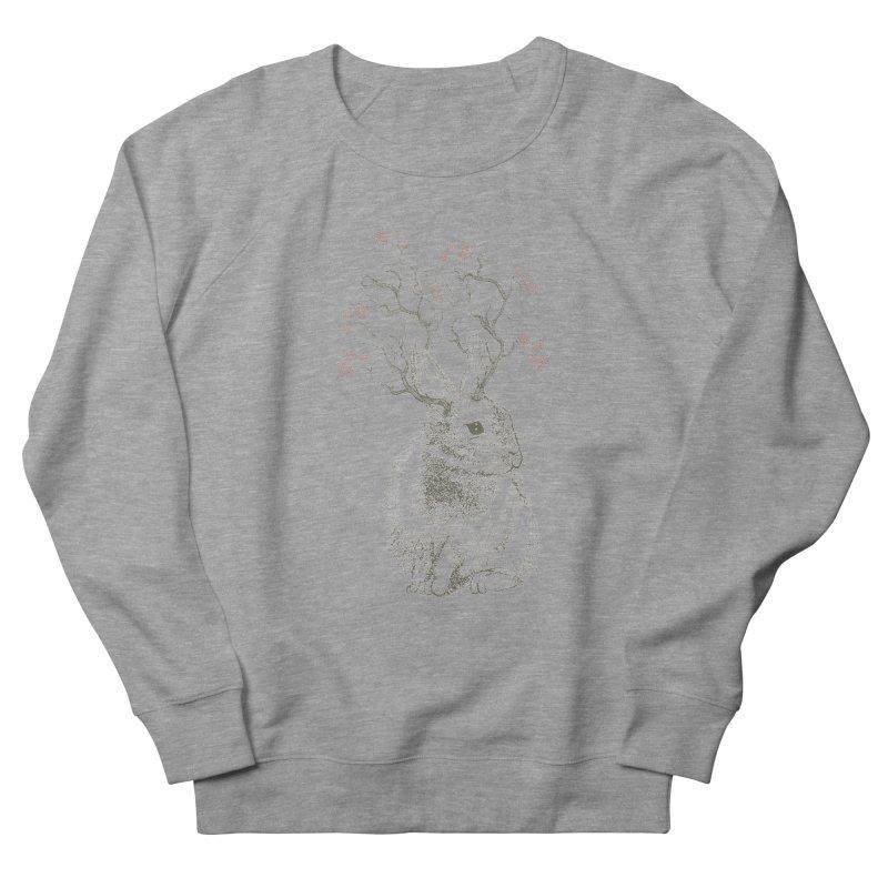 Forest Bunny Women's Sweatshirt by rosebudstudio's Artist Shop