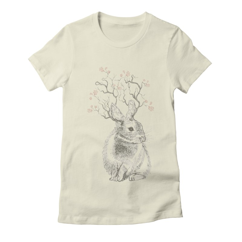 Forest Bunny   by rosebudstudio's Artist Shop