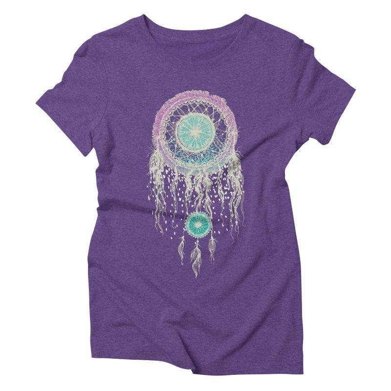 Chasing Dreams Women's Triblend T-Shirt by rosebudstudio's Artist Shop