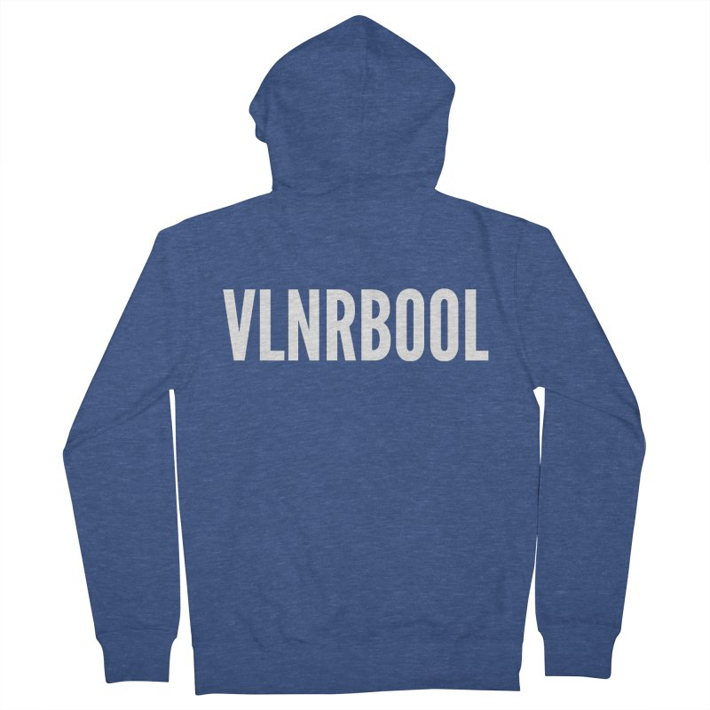 VLNRBOOL Women's Zip-Up Hoody by Rose Pricks Bachelor Roast