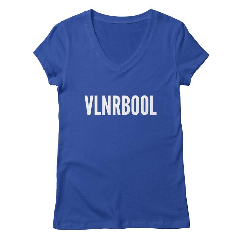 VLNRBOOL Women's V-Neck by Rose Pricks Bachelor Roast