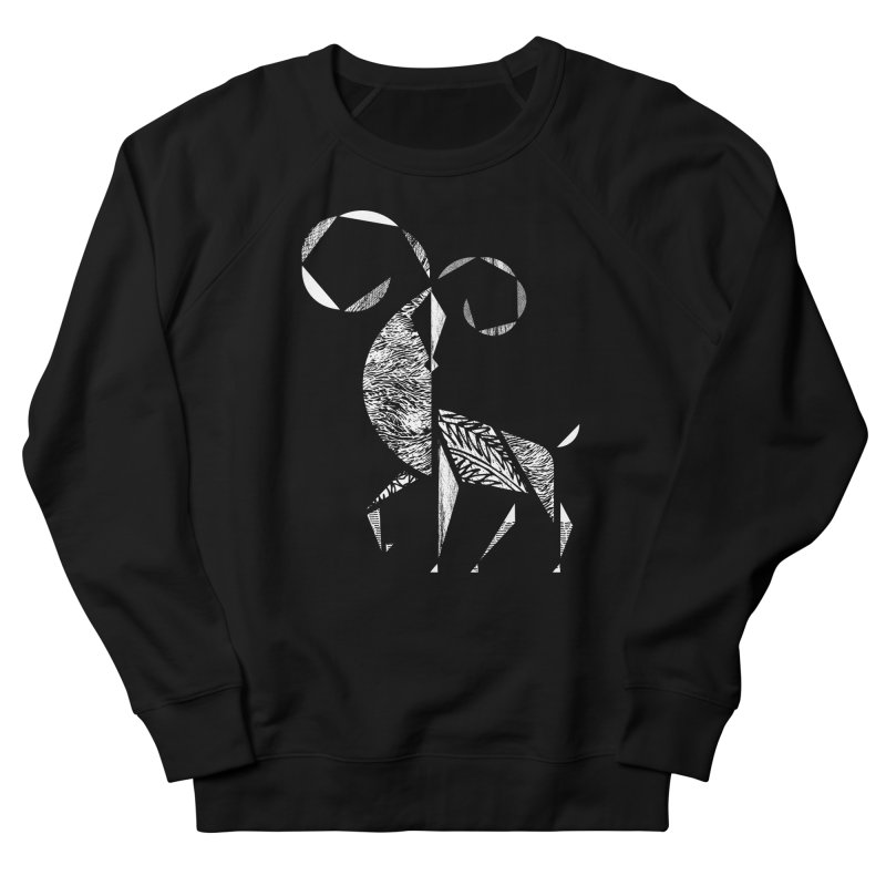 Aries Men's Sweatshirt by rossbruggink's Artist Shop