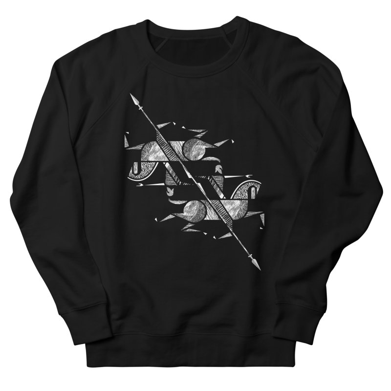 Gemini Men's Sweatshirt by rossbruggink's Artist Shop