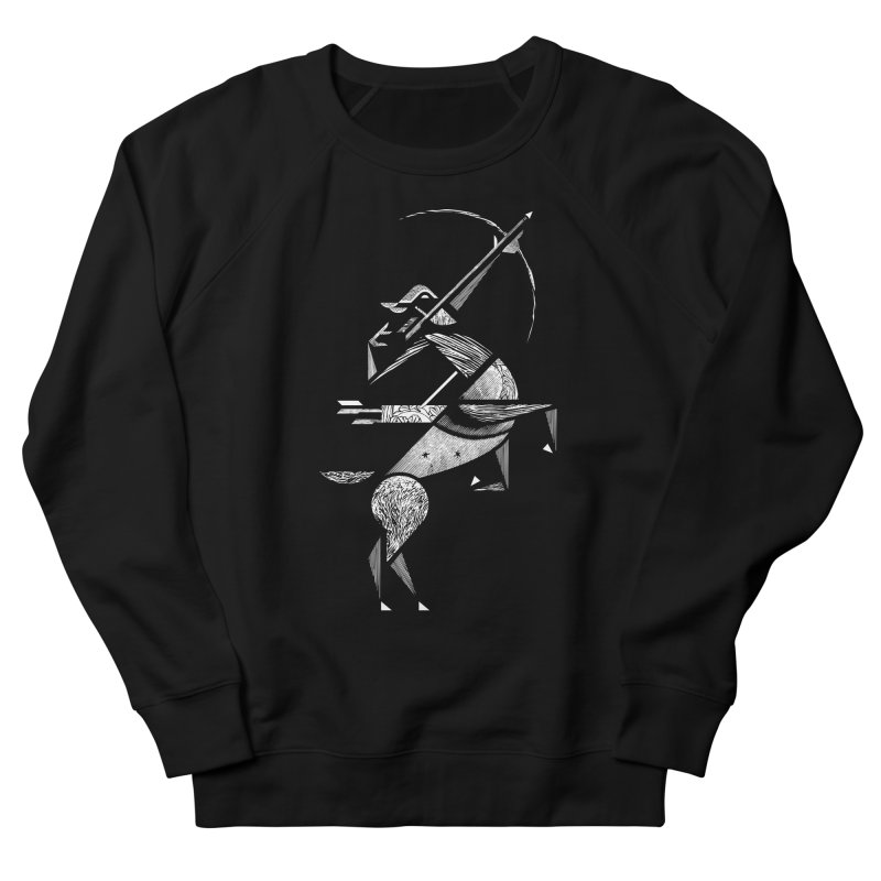 Sagittarius Men's Sweatshirt by rossbruggink's Artist Shop