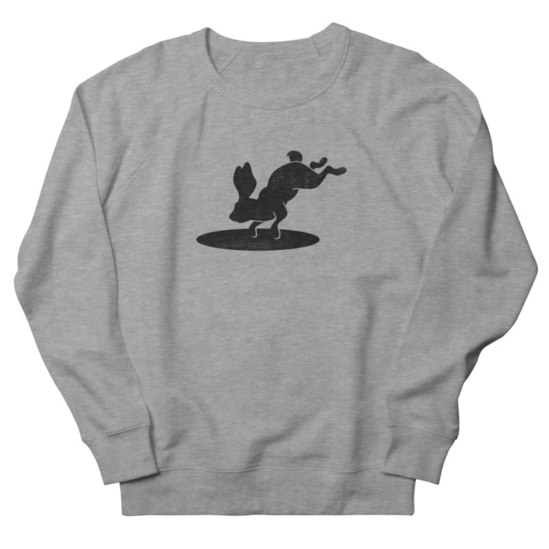 Rabbit Portal Men's Sweatshirt by Ross Zietz