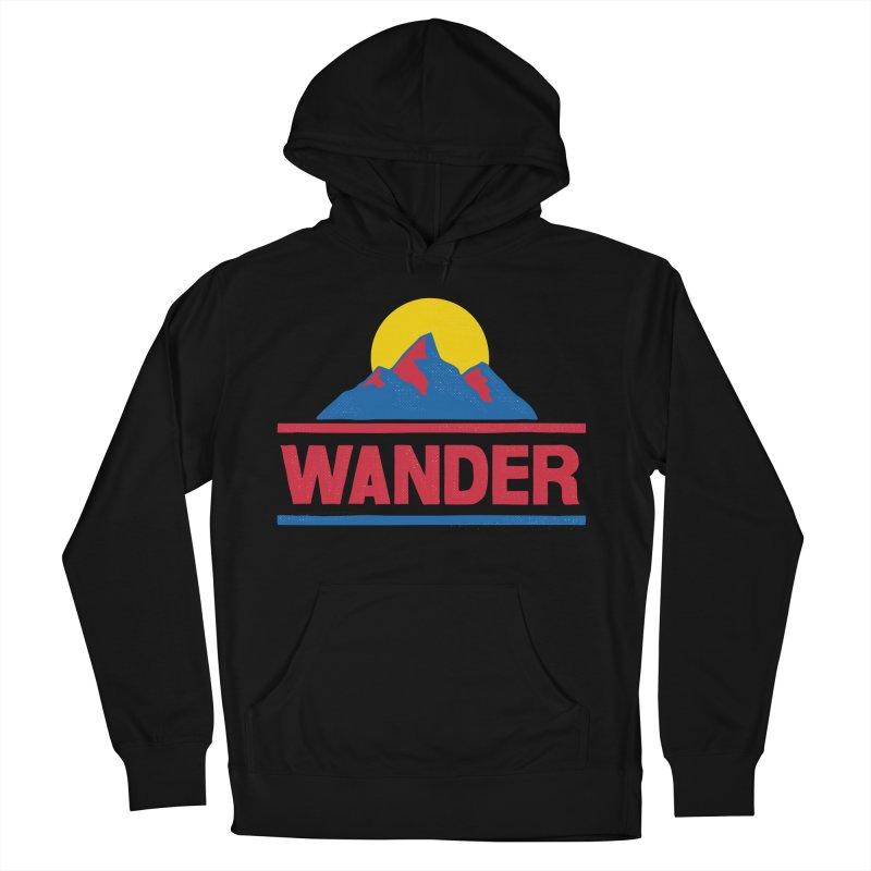 Wander Men's Pullover Hoody by Ross Zietz