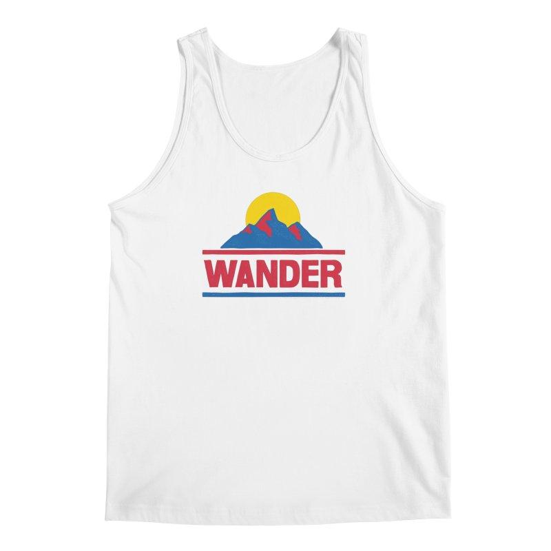 Wander Men's Tank by Ross Zietz