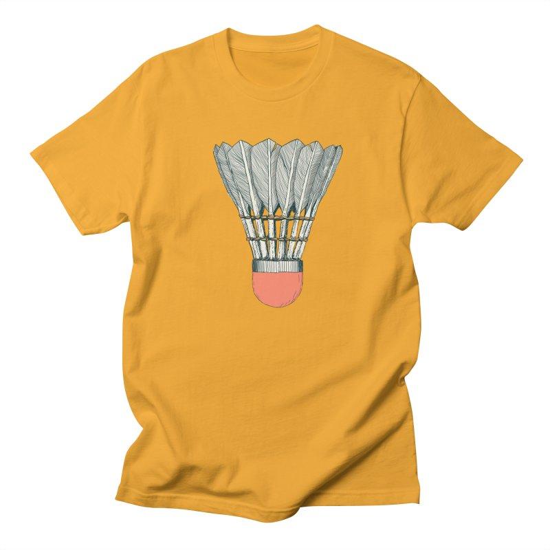 Birdie Men's T-shirt by Ross Zietz