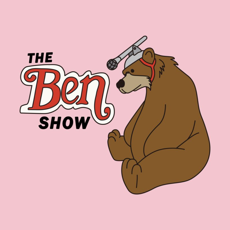 Ben Show Staff Shirt   by Ross Zietz