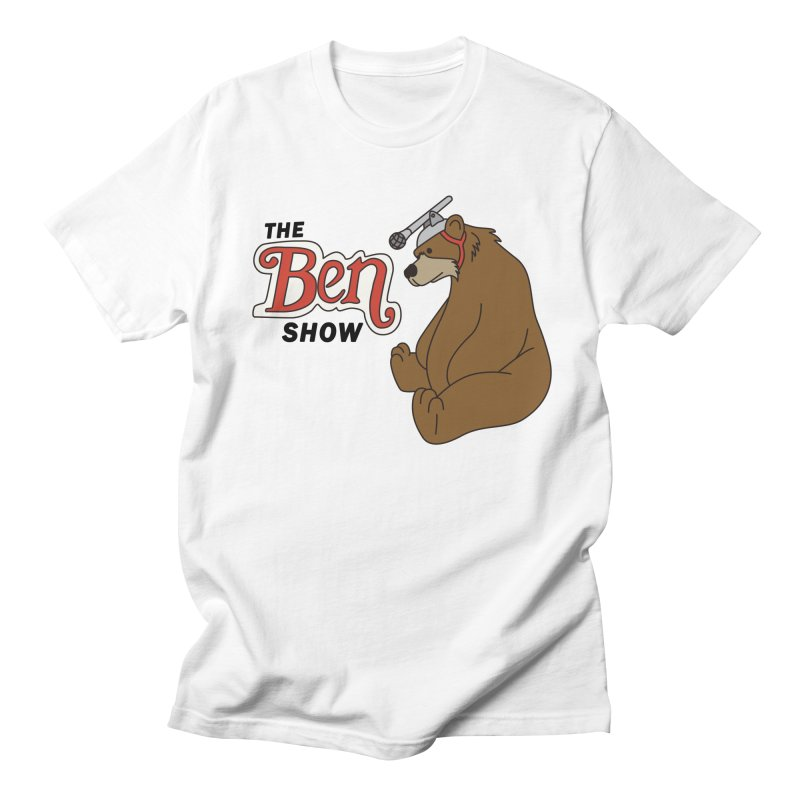 Ben Show Staff Shirt Men's T-shirt by Ross Zietz