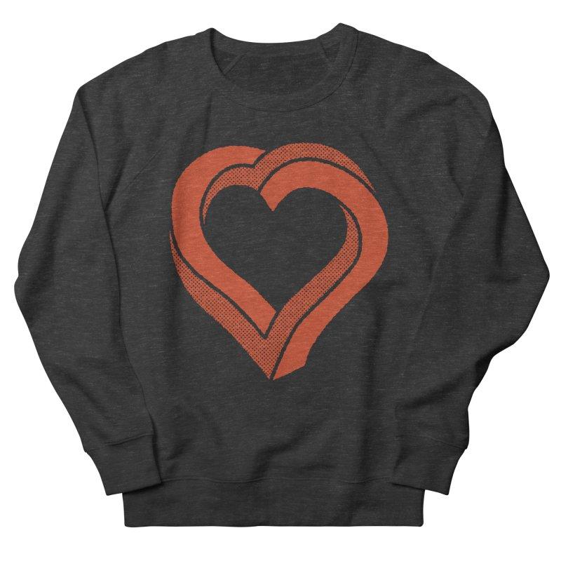 Impossible Love Men's Sweatshirt by Ross Zietz
